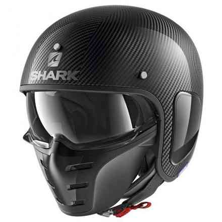 Casco S-Drak Carbon Skin Shark
