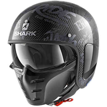 Casco S-Drak Freestyle Cup Antracite  Shark