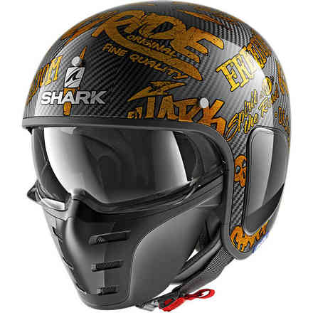 Casco S-Drak Freestyle Cup Shark