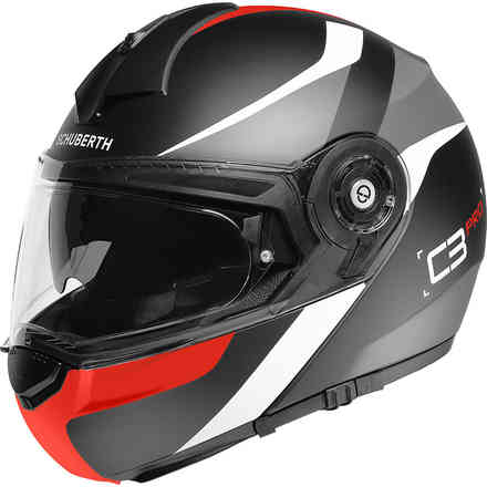 Casco Schuberth C3 Pro Sestante Red Schuberth