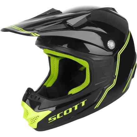 Casco Scott 350 Pro Ece Junior Scott