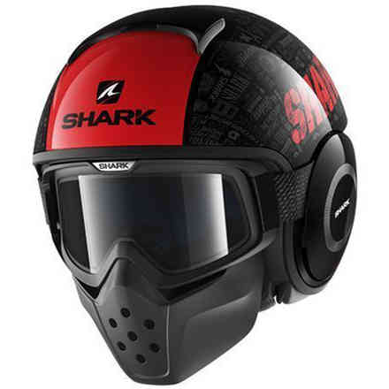 Casco Shark Drak Tribute Rm Kra Shark