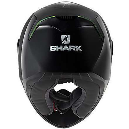 Casco Skwal Blank nero Shark