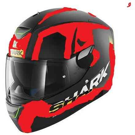 Casco Skwal Trion Mat Shark