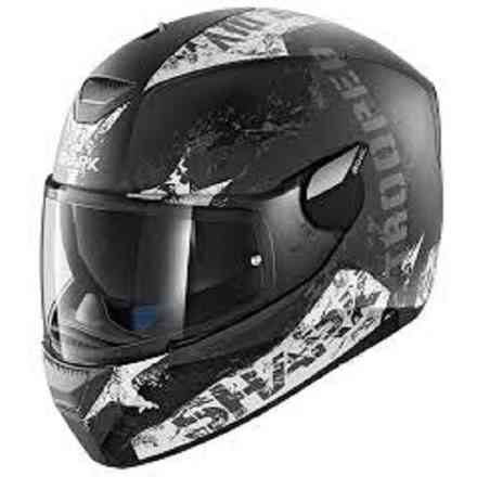 Casco Skwal Trooper Mat Shark
