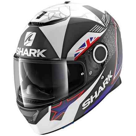 Casco Spartan 1.2 Redding Shark