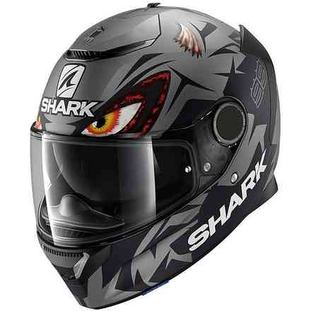 Casco Spartan 1.2 Replica Lorenzo  Shark