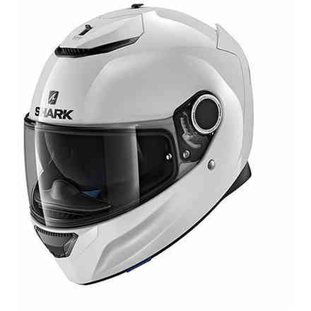 Casco Spartan Blank  Shark