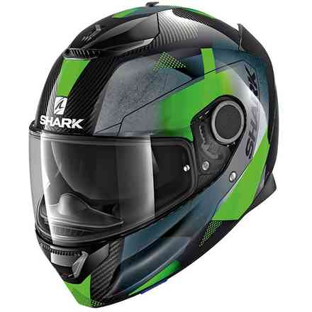 Casco Spartan Carbon 1.2 Kitari Shark