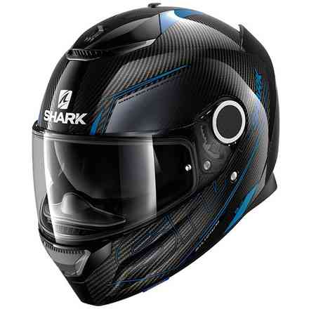 Casco Spartan Carbon 1.2 Silicium Shark