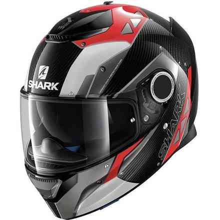 Casco Spartan Carbon Bionic  Shark