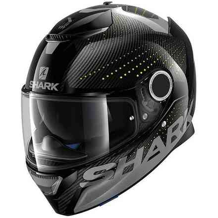 Casco Spartan Carbon Cliff Day Shark