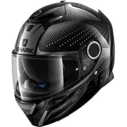 Casco Spartan Carbon Cliff helm Shark
