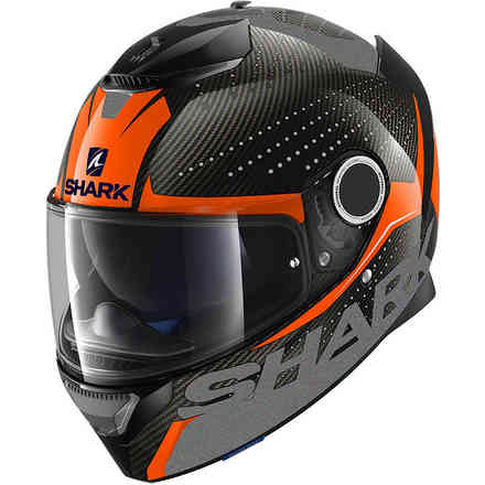Casco Spartan Carbon Cliff Shark