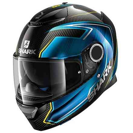 Casco Spartan Carbon Guintoli Shark
