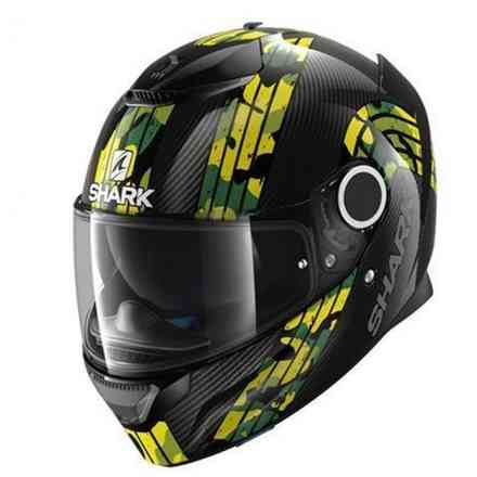 Casco Spartan Carbon Mezmair  Shark