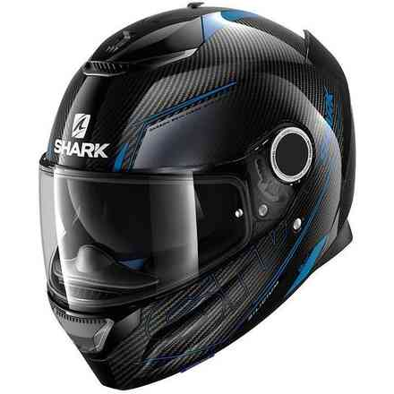 Casco Spartan Carbon Silicium  Shark