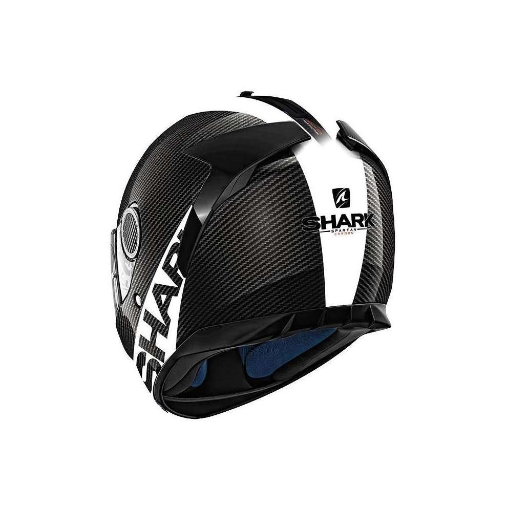 Casco Spartan Carbon Skin  Shark