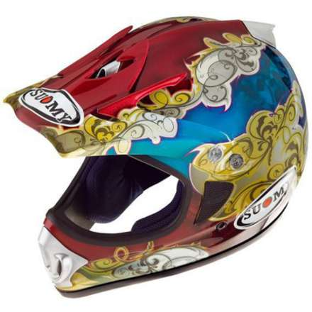 Casco Spectre Scream Suomy