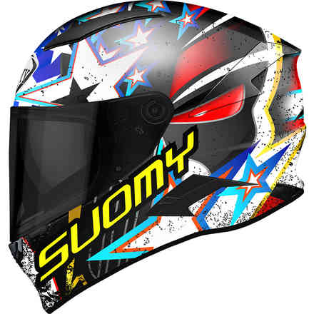 Casco Speedstar Iwantu Suomy