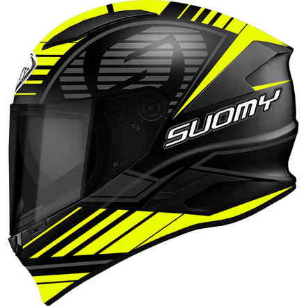 Casco Speedstar Sp-1 Giallo Suomy