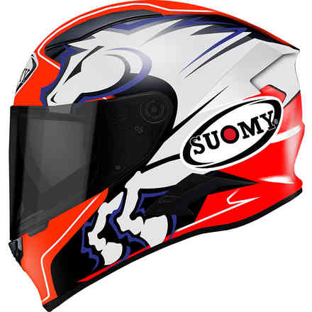 Casco Speedstar Zerofour Suomy