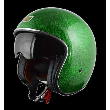 Casco Sprint Vintage Emerald Origine