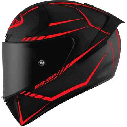 Casco Sr-Gp Carbon Supersonic Suomy