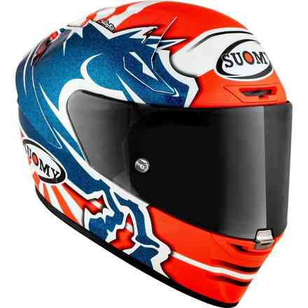 Casco Sr-Gp Dovi Replica 2019 (No Sponsor) Suomy