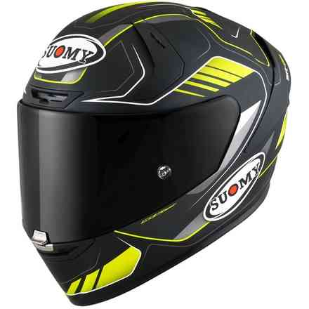 Casco Sr-Gp Gamma Matt Giallo Suomy
