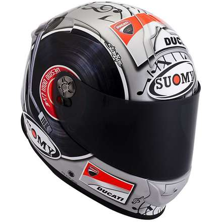 Casco SR Sport Dovi Replica Mugello 2015 Suomy