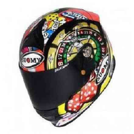 Casco Sr Sport Gamble Suomy