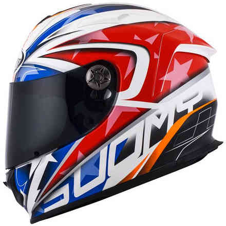 Casco Sr Sport Indy Suomy