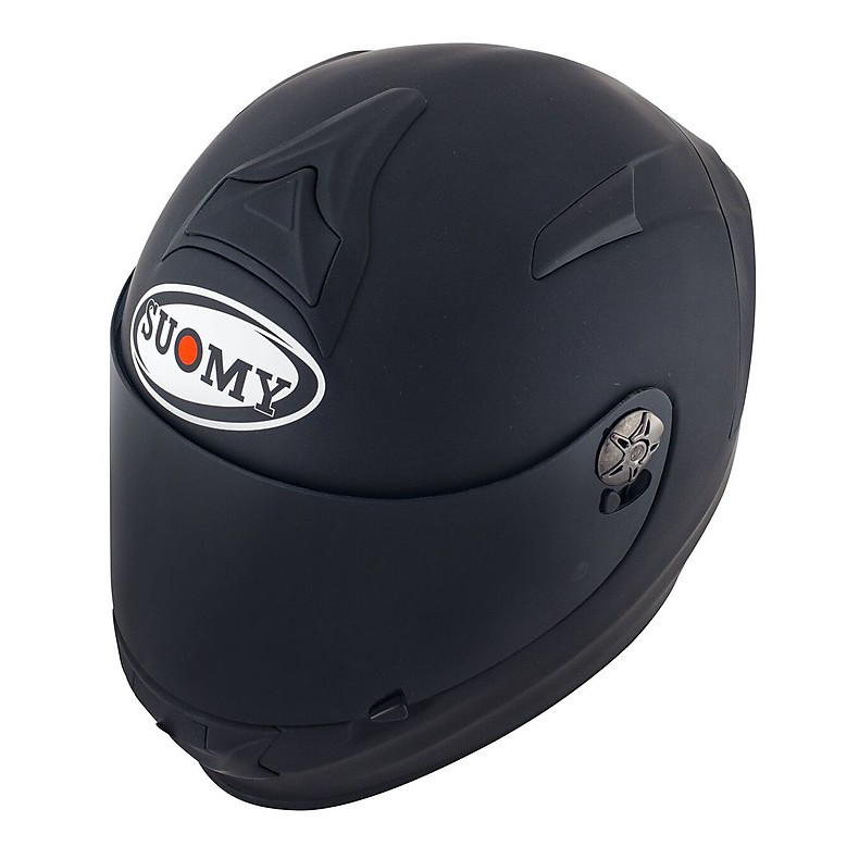 Casco SR Sport Plain nero opaco Suomy