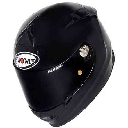 Casco Sr Sport Plain nero Suomy