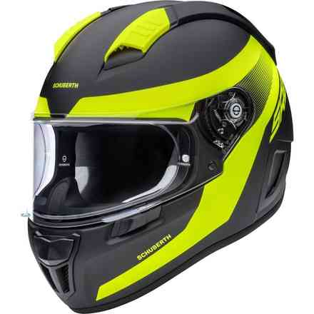 Casco Sr2 Resonance giallo Schuberth