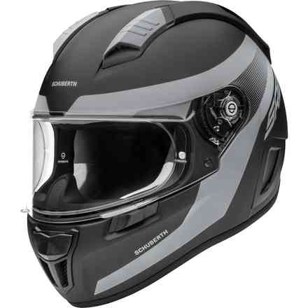 Casco Sr2 Resonance grigio Schuberth