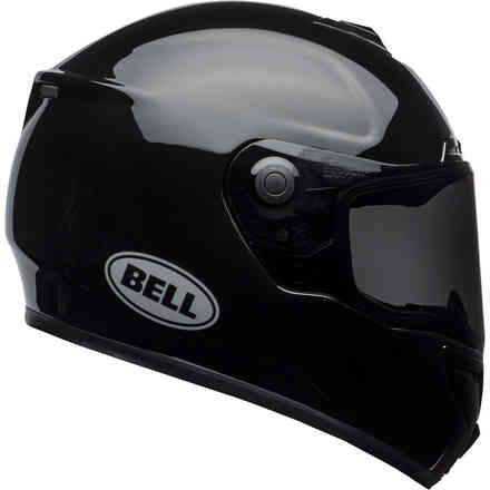 Casco SRT Solid Nero Bell