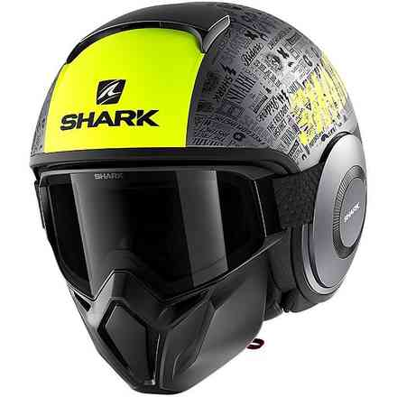 Casco Street Drak Tribute  Shark