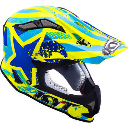 Casco Strike Eagle Patriot  KYT