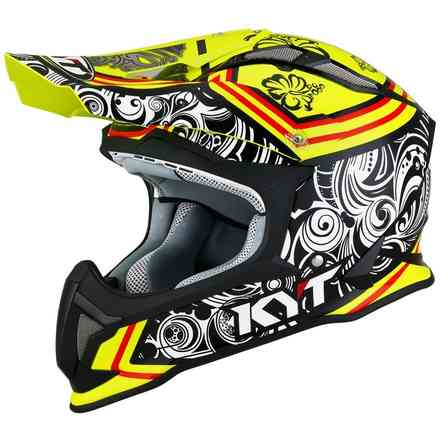 Casco Strike Eagle Potion giallo KYT