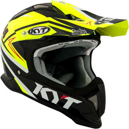 Casco Strike Eagle Simpson Replica Giallo KYT