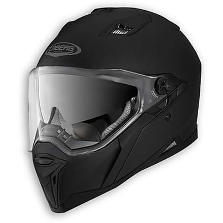Casco Stunt matt black Caberg