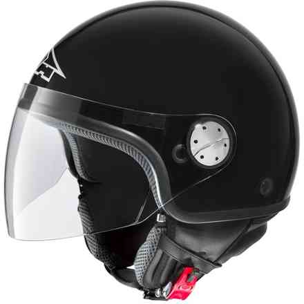 Casco Subway Black  Axo