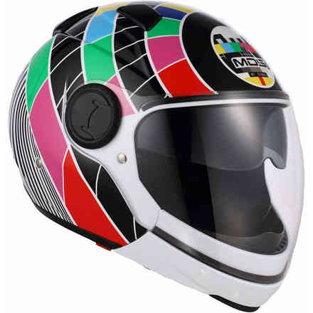 Casco Sunjet Multi Mds / Agv No Signal Mds