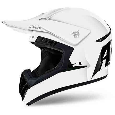 Casco Switch Color bianco Airoh