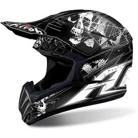 Casco Switch Scary  Airoh