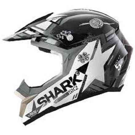 Casco Sx2 Wacken Kwa Shark
