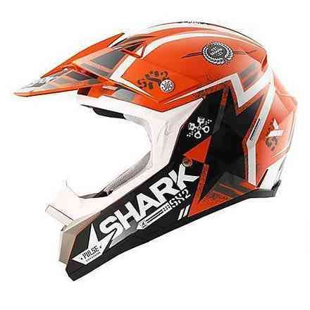 Casco Sx2 Wacken Okw Shark
