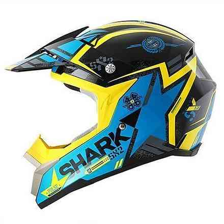 Casco Sx2 Wacken  Shark